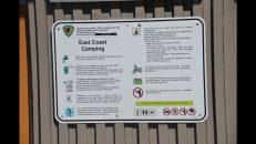 Swimcart Beach Campground Video