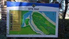 camping black river tasmania